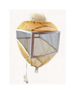 Square Folding Veil With Elastic